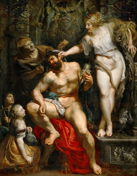 La peinture française du XVIIIème siècle au Louvre Rubens10