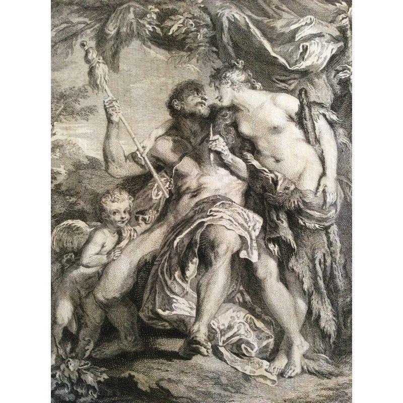 La peinture française du XVIIIème siècle au Louvre - Page 2 S-l16013