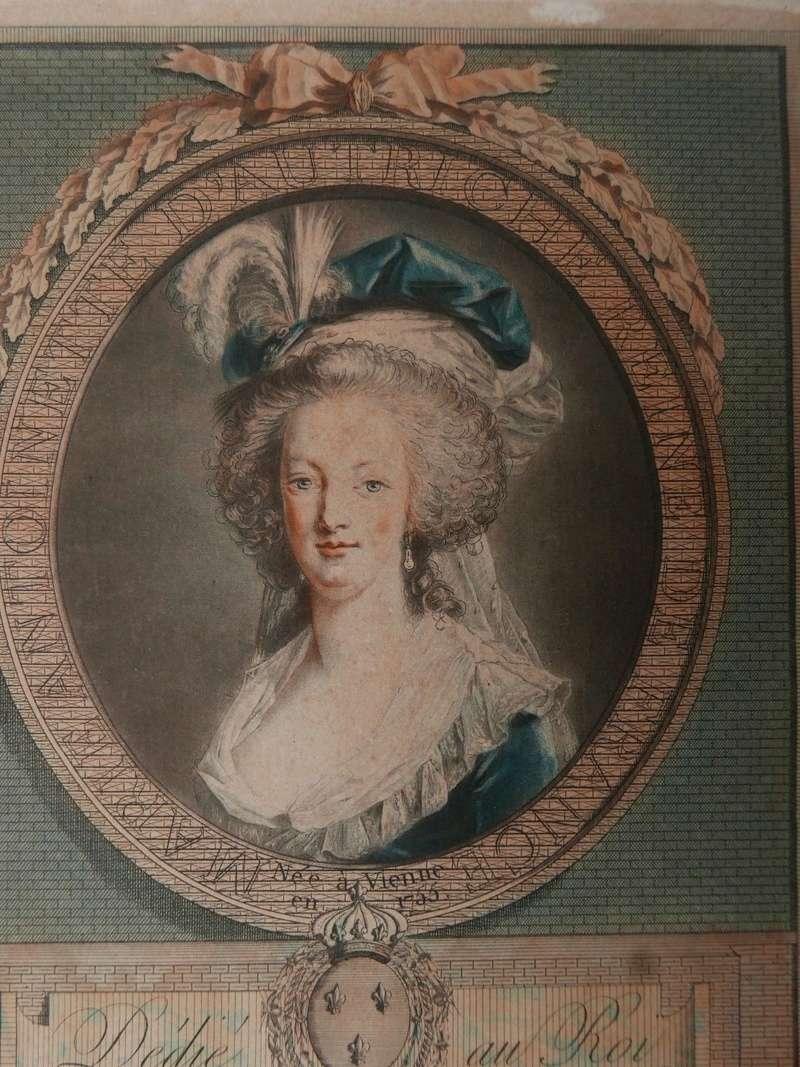 Portraits de Marie-Antoinette au livre, en robe bleue, par Vigée Le Brun (1785 - 1788 ?) - Page 2 S-l16016