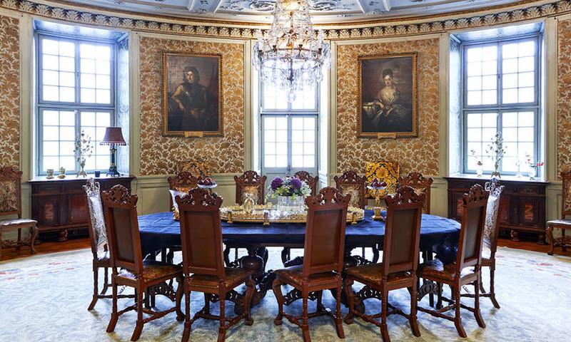 Le château de Steninge, résidence d'été d'Axel Fersen  S3-310