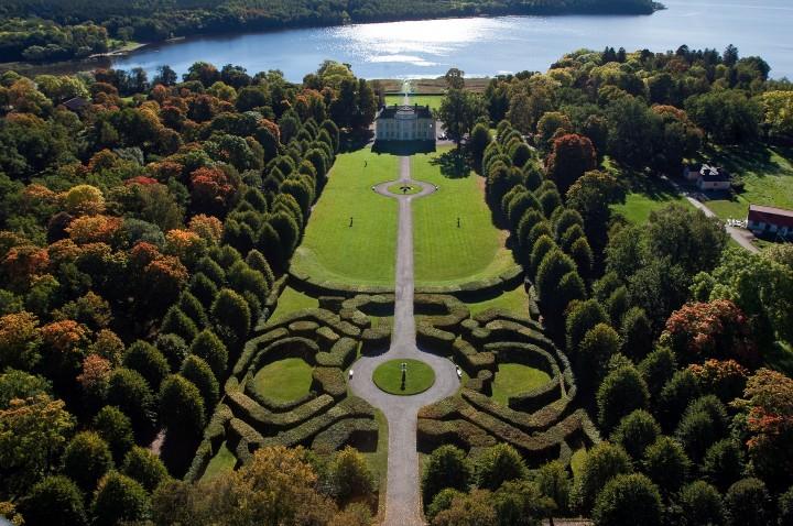 Le château de Steninge, résidence d'été d'Axel Fersen  Stenin10