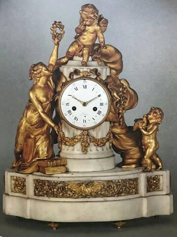 Pendules et horloges de Marie-Antoinette - Page 2