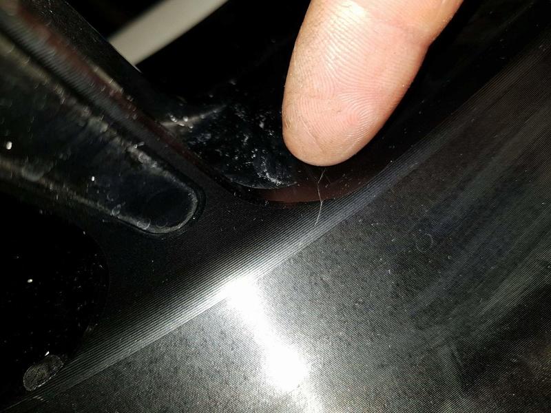 Jantes forgées PVM AlphaRacing magnesium... Explosées... 22926510