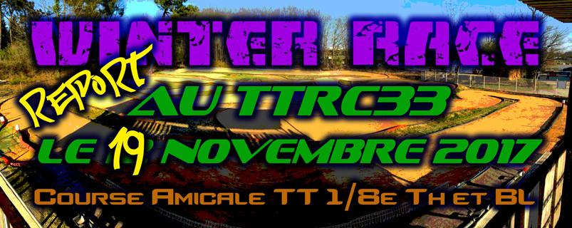 [Report au 19] Course Amicale le 12 novembre 2017 au TTRC33 Affich11