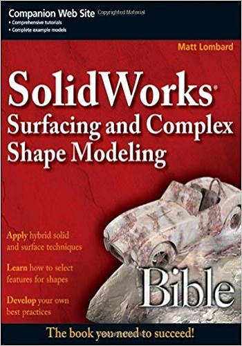 كتاب SolidWorks Surfacing and Complex Shape Modeling Bible - صفحة 2 S_s_c_10