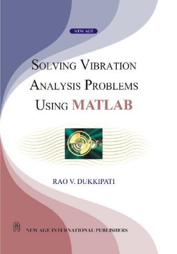 كتاب Solving Vibration Analysis Problems Using Matlab  S_v_a_10