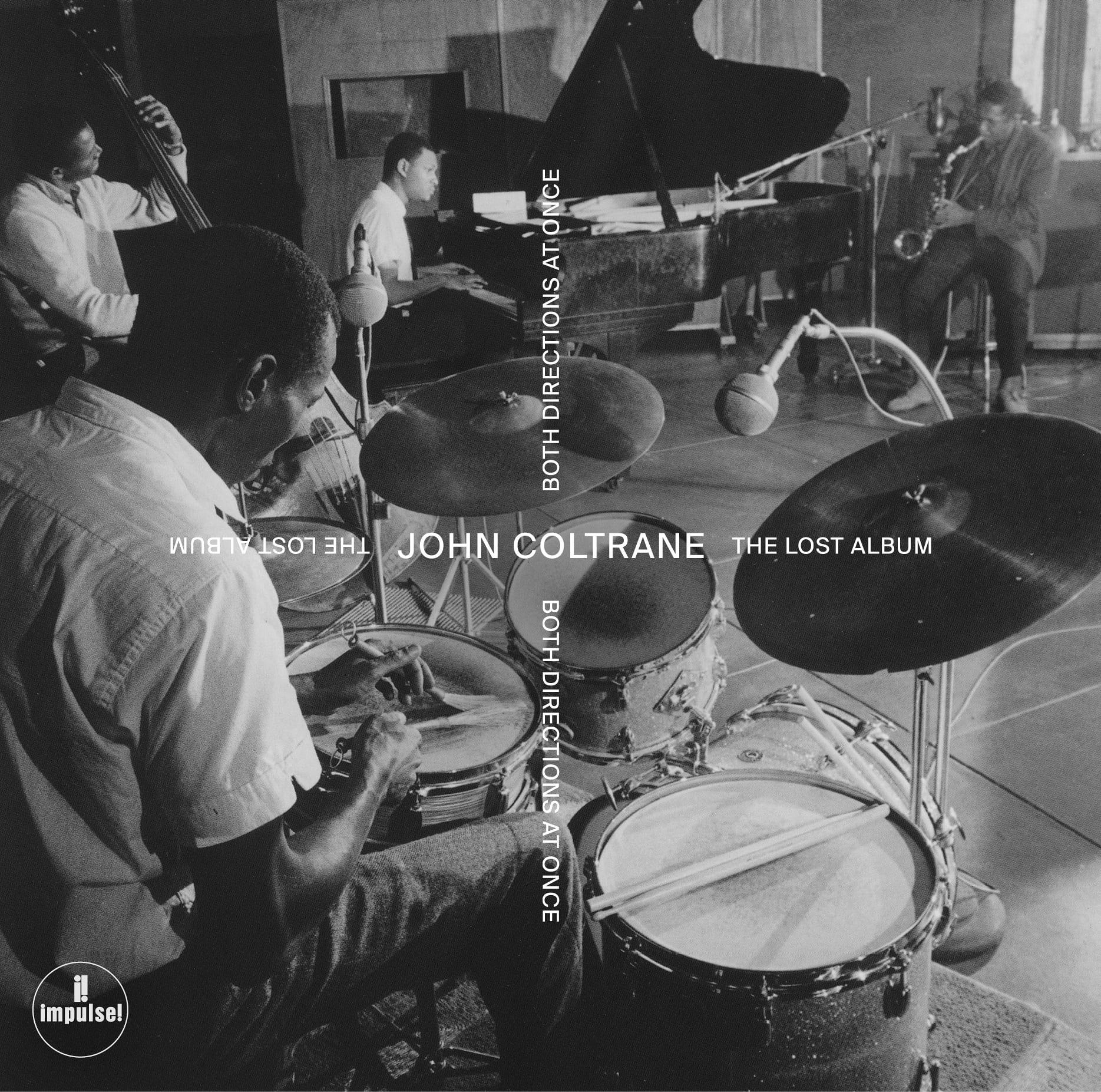 John Coltrane, novo álbum 186910