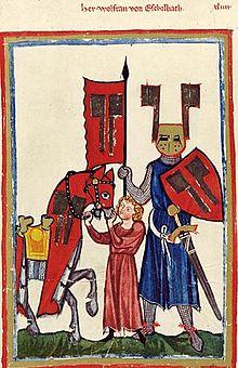 [Aillon, Jean d'] Série Guilhem d'Ussel - Montségur 1201 Eschen10