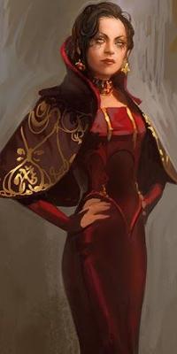 Révérende-mère Mavelle