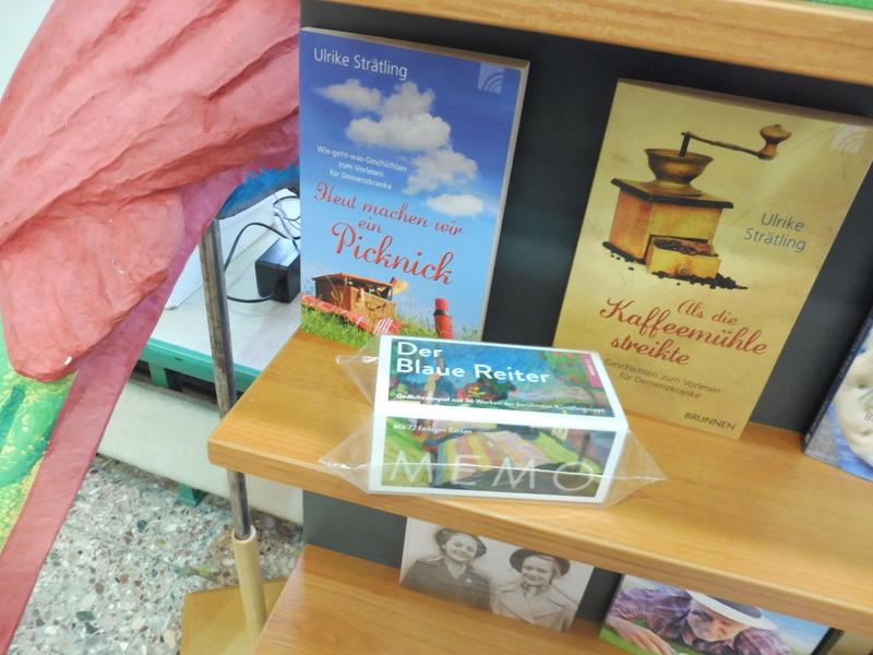 Unsere Buchhandlung ist auf dem Laufenden P1060511