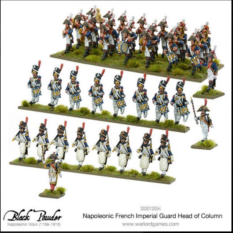 nouveauté musique napoléonien chez Warlord Musiqu10