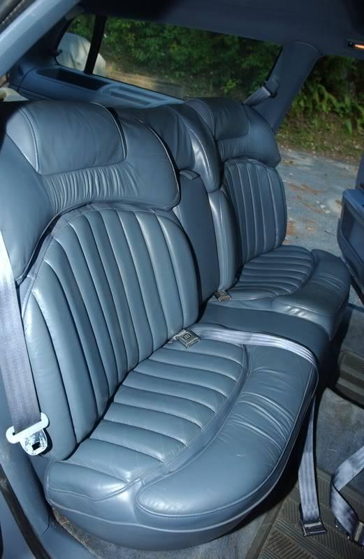 Making Adjustments to Sedan Rear Seat in my 96 Wagon. 12998510