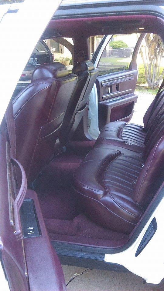 Making Adjustments to Sedan Rear Seat in my 96 Wagon. 13095810