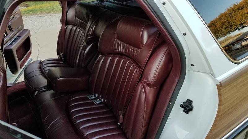 Making Adjustments to Sedan Rear Seat in my 96 Wagon. 20171117