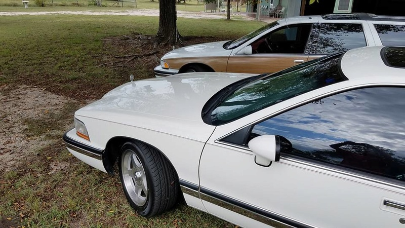 """Roadmaster Sedan and Wagon """"Glamour Shots"""", and 200-mile Texas Hill Country Roadmastering Road Trip 22221913"""