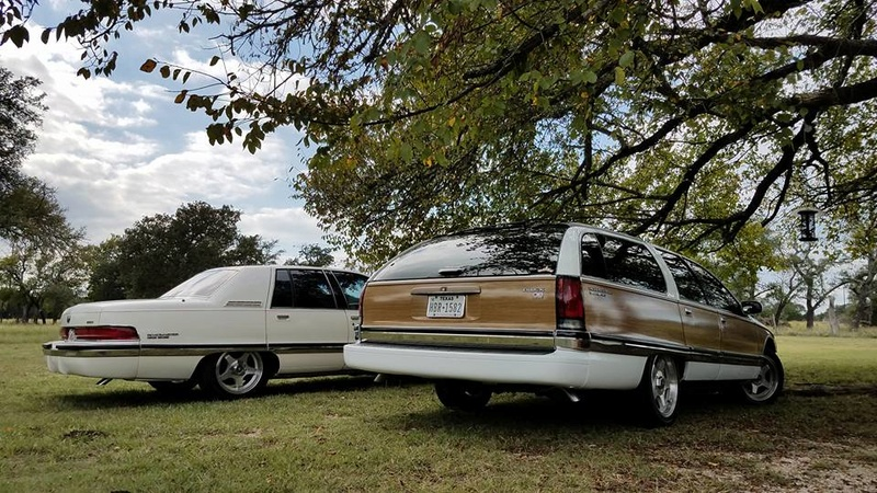 """Roadmaster Sedan and Wagon """"Glamour Shots"""", and 200-mile Texas Hill Country Roadmastering Road Trip 22221914"""