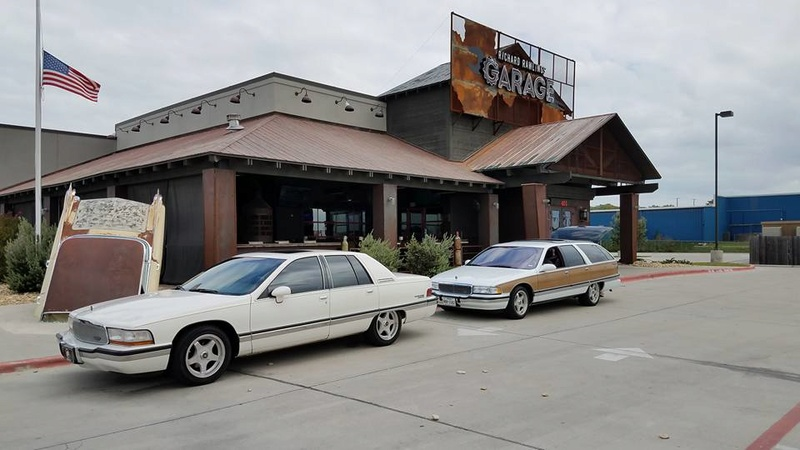 """Roadmaster Sedan and Wagon """"Glamour Shots"""", and 200-mile Texas Hill Country Roadmastering Road Trip 22310411"""