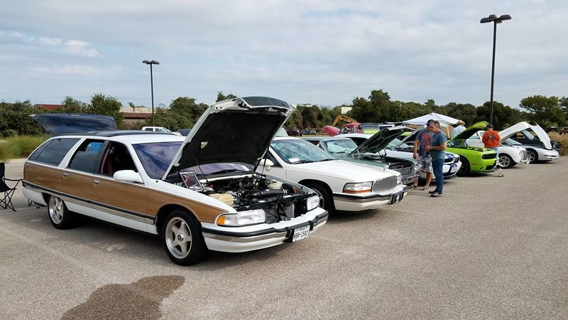 """Roadmaster Sedan and Wagon """"Glamour Shots"""", and 200-mile Texas Hill Country Roadmastering Road Trip 22365310"""