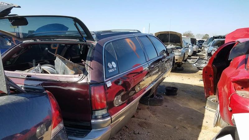 New member 96 DCM Caprice Wagon 27752511
