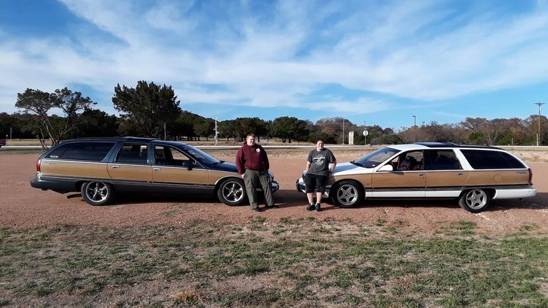 Black-Friday Texas Hill Country Fun Run in Roadmasters! 11/23/18 46525610