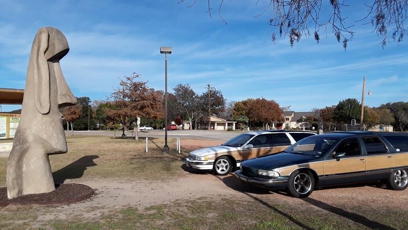Black-Friday Texas Hill Country Fun Run in Roadmasters! 11/23/18 46638410
