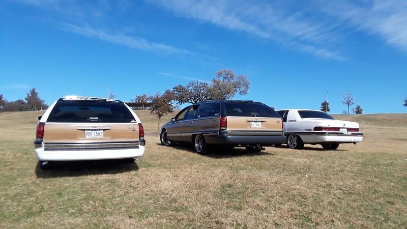 Black-Friday Texas Hill Country Fun Run in Roadmasters! 11/23/18 46804910