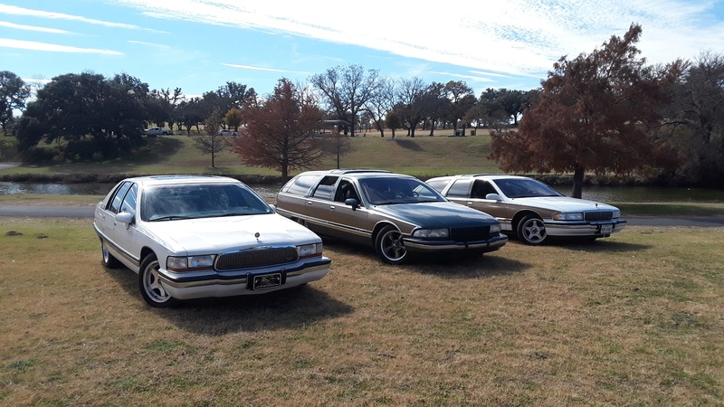 Black-Friday Texas Hill Country Fun Run in Roadmasters! 11/23/18 46827810