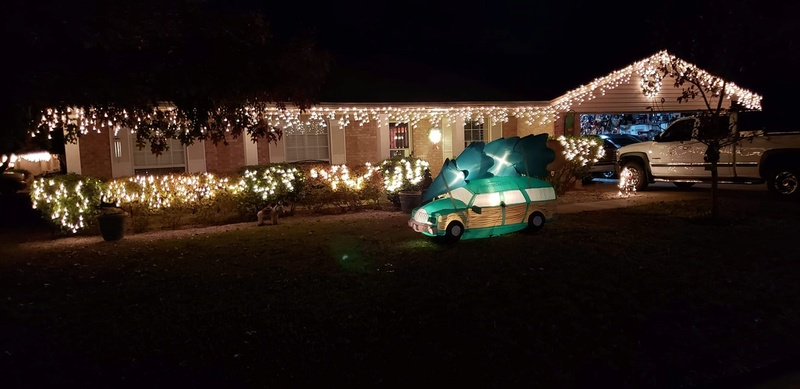 Is Your House On Fire Clark? Happy Holidays from Round Rock Tx! 47575010