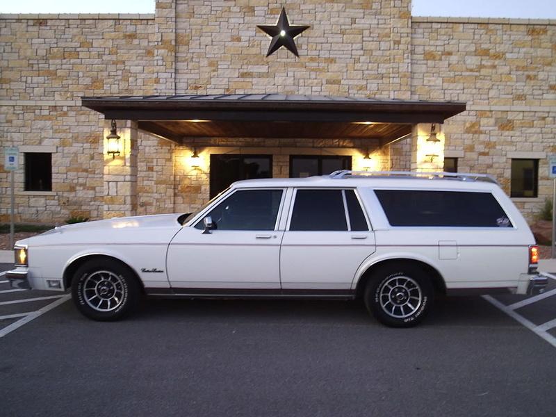 Polished 1 Buick Turbine rims Oldsmg10