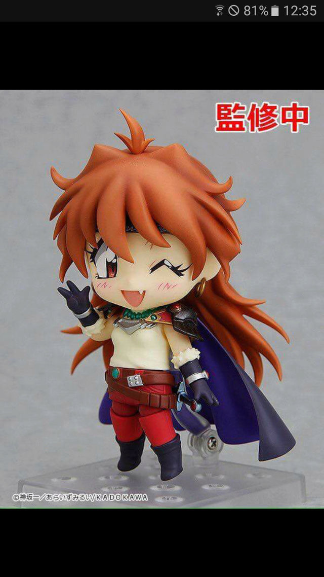 Une figurine Chibi Lina pour WONDERFUL HOBBY LIFE FOR YOU Screen12