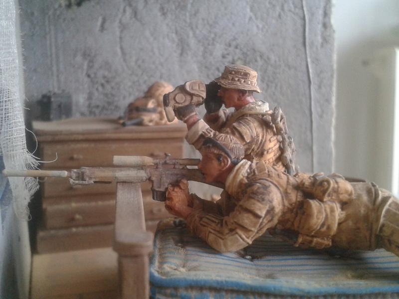 Sniper team - D Vision 1/35 42810
