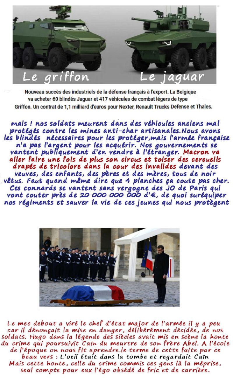"""Coup de gueule contre le soit disant """" chef des armées"""" Sans-t10"""