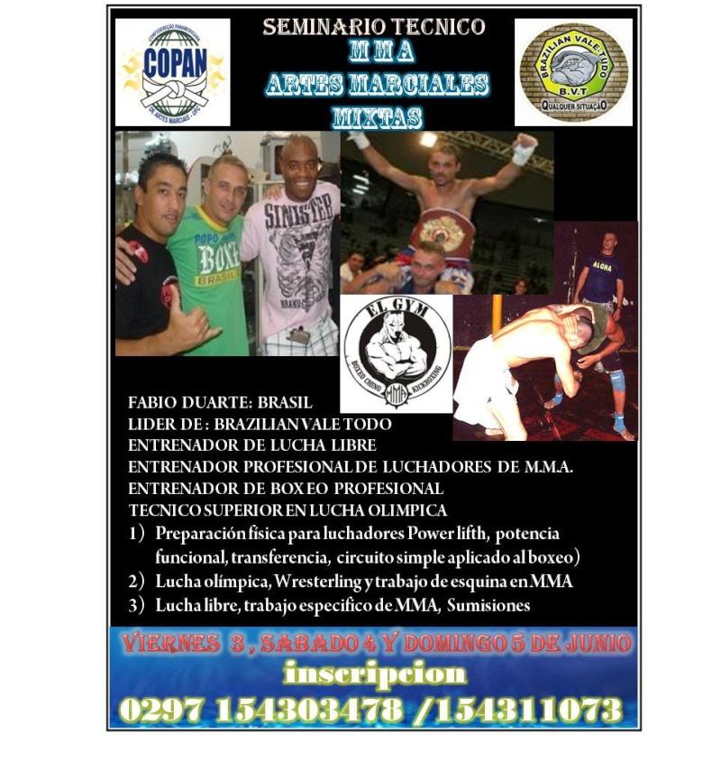 SEMINARIO DE FAVIO DUARTE EN CALETA OLIVIA  21079010