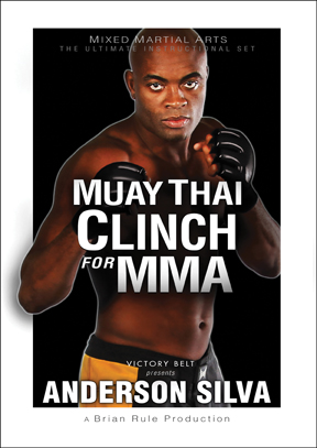 MUAY THAI CLINCH FOR MMA -Anderson Silva- Silva-10