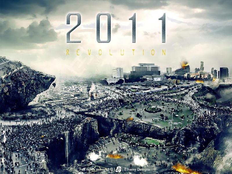 مجمواعات من صور ثورة 25 يناير 91642510