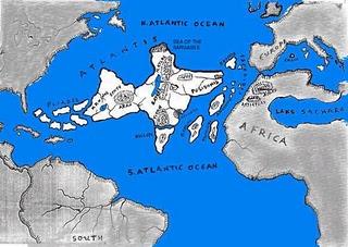 Lemuria y Atlantis Atlant10