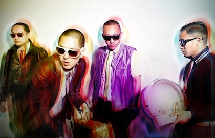 Far East Movement on cherrytree record labels Far-ea10