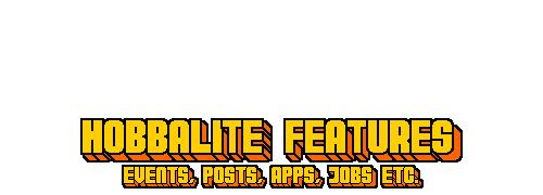 HobbaLite Features | Website