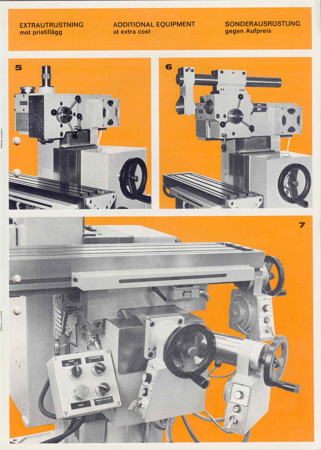 Storebro Combi-Mill Combim10