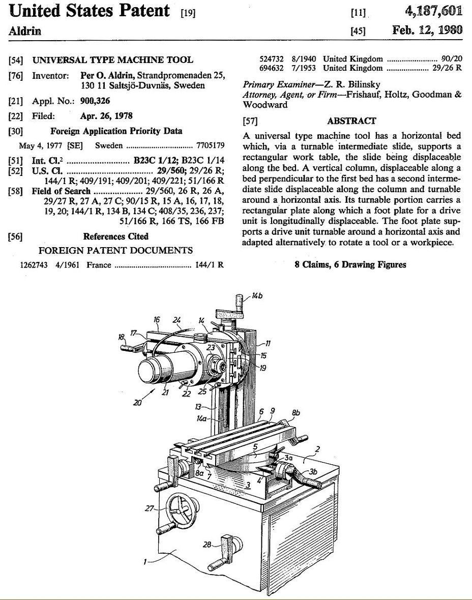 Aldrin, machine universelle Img212