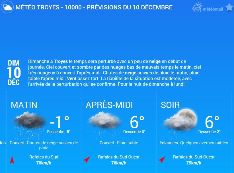 """10 décembre a Neuville sur Vanne [Terrain du """"militaire.com""""] : ANNULEE Met10"""