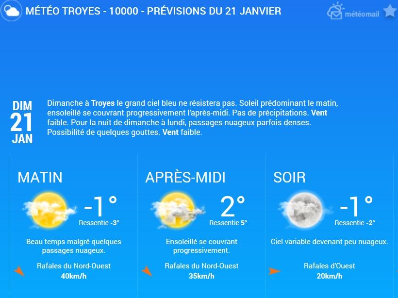 """21 janvier 2018 a Neuville sur Vanne [Terrain du """"militaire.com""""]  Met11"""