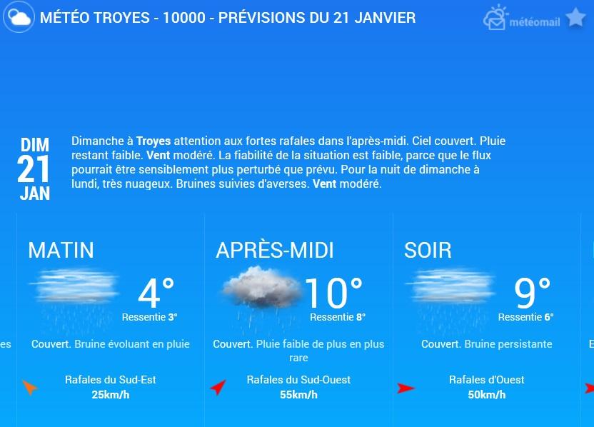 """21 janvier 2018 a Neuville sur Vanne [Terrain du """"militaire.com""""]  Met12"""