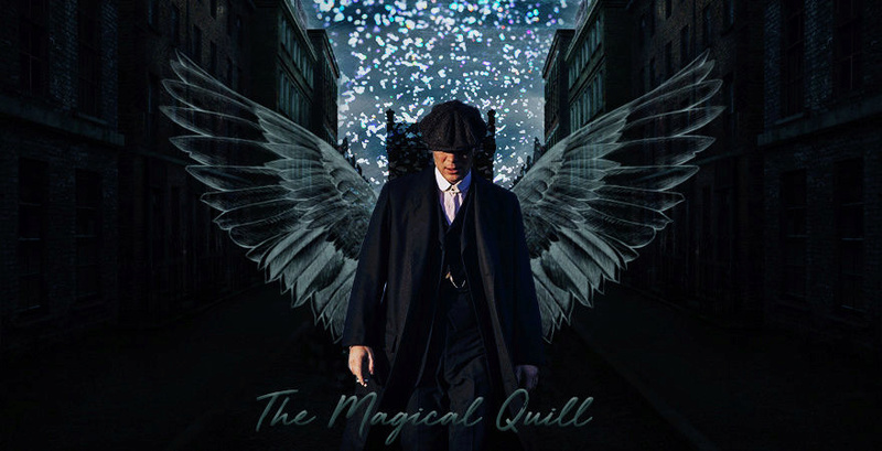 The Magical Quill