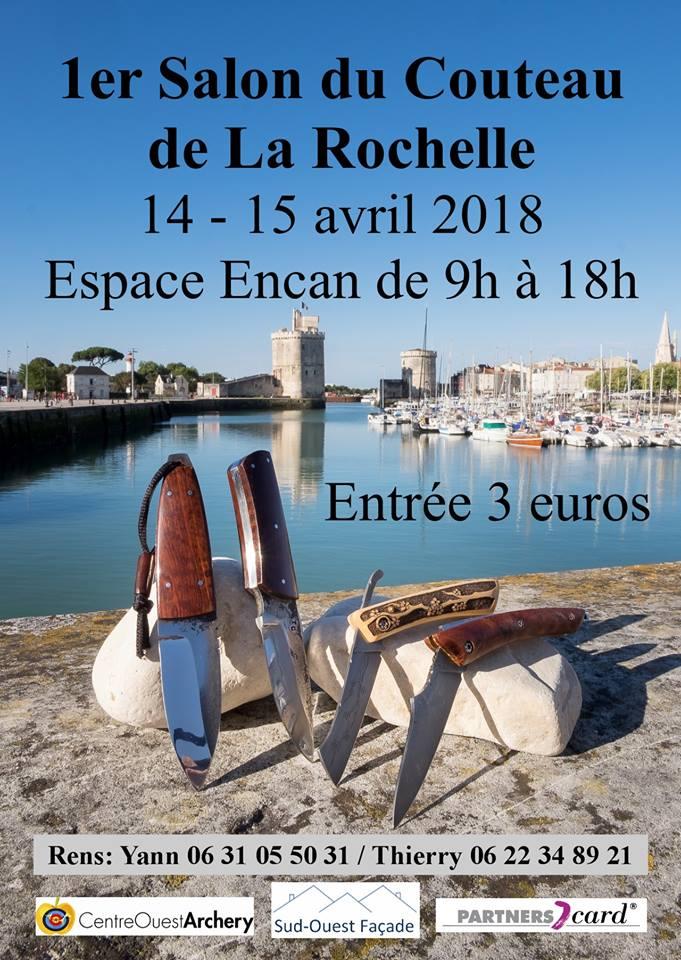 Salon du couteau de La Rochelle 14/ 15 avril 2018 28059410