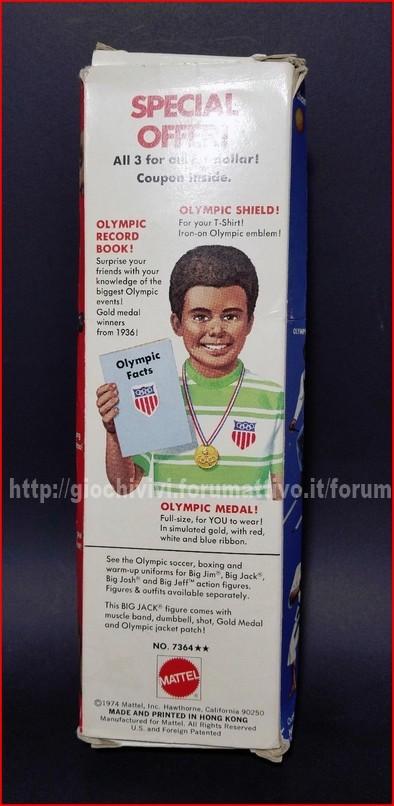 """Big Jack Gold Medal N° 7364 special offer  """"USA version """" Jg_03110"""