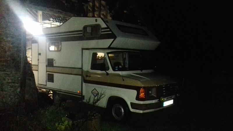 [Mk2] Camping-car Benimar sur base Mk2 Bis 1984 - Page 4 20181231