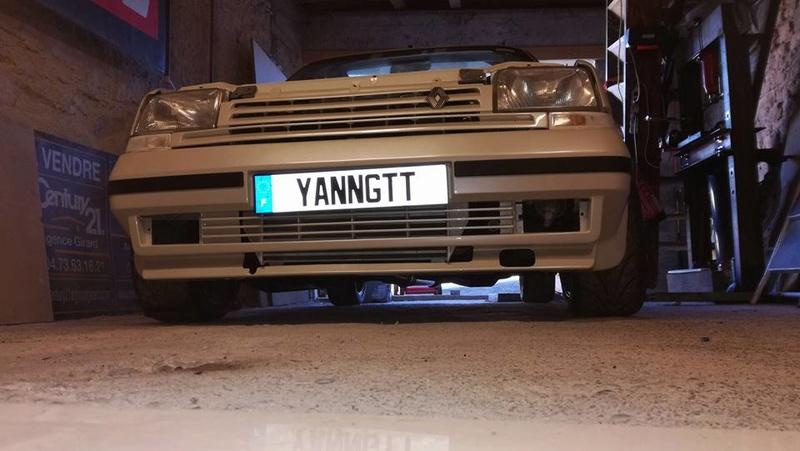 Super 5 GT Turbo Auvergnat a la sauce Alpine! - Page 35 22365311