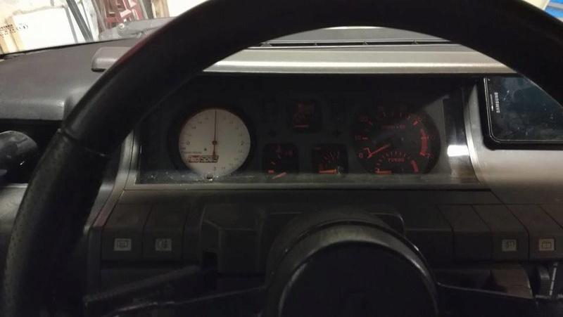 Super 5 GT Turbo Auvergnat a la sauce Alpine! - Page 36 26001310