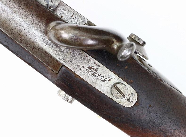 Un fusil modèle 1853 Tcar 1822tc10